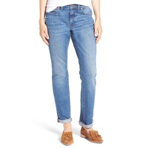 BRAND NEW Madewell Slim Boyjean Boyfriend Jeans